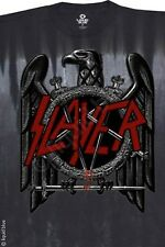 SLAYER-SLAYER EAGLE-TIE DYE T SHIRT M-L-XL-XXL