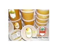 HONEYCOMB  100%  PURE, RAW & NATURAL Crystallized / Granulated Honey Combs