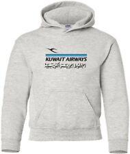 Kuwait Airways Retro Kuwaiti Airline Logo HOODY