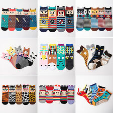 YOU CAN CHOOSE! NEW! 42 KINDS OF CUTE CARTOON SOCKS FOR WOMEN FREE SHIPPING