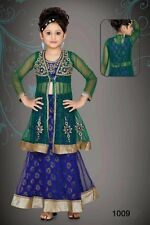 Ghagra choli / Lacha / Choli / lehanga / Langa / Skirts/Kids/Fashion Show/Dance