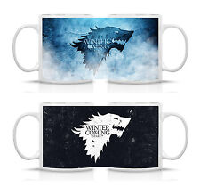 Winter Is Coming Novelty Gift Mug - Inspired by Game Of Thrones
