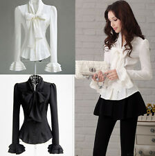 Camicia Donna Manica Lunga Casual - Woman Shirt Blouse Long Sleeves - A541001