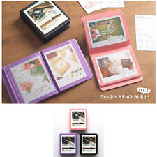 2NUL 700 Polaroid Photo Album Storage Book Card Holder Fuji Instax Wide Size