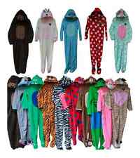 KIDS, GIRLS, BOYS PRIMARK FLEECE SLEEPSUIT, ALL IN ONE PYJAMA SET, BABYGROW