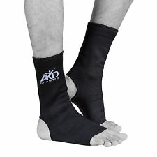 ARD Elasticated Ankle foot Brace leg support pain injury relief Leg & Foot BLACK