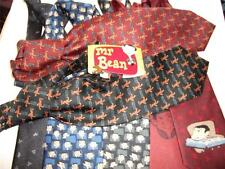 Mr. Bean The Cartoon Character Ties Mens/Boys Novelty Funny Gift