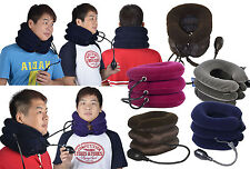 Adjustable Inflatable Neck Shoulder Cervical Traction Device Relieve Muscle Ache