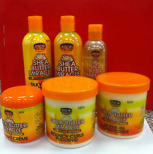 AFRICAN PRIDE SHEA BUTTER MIRACLE BACK TO NATURAL HAIR CARE