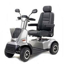 Afiscooter / Breeze C 4W 4 Wheel Mobility Scooter 9.3 mph FREE SERVICE WARRANTY