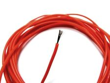 24 AWG Silicone Ultra-Flexible 200c Heat Resistant Wire, 1, 10, 25ft Lot