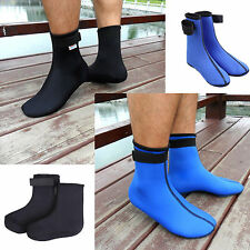 Neoprene 3mm Water Sports Swim Scuba Dive Surfing Socks Snorkeling Boots Shoes