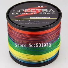 FISHING LINE BEST QUALITY FREE SHIPPING SPECTRA BRAID  4S 1500M 10-100lbs