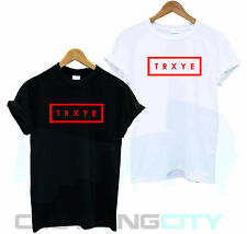 TRXYE T Shirt Troye Sivan Videos Music Funny Viral Tumblr You Tube Tee TSHIRT