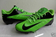 Nike Vapor Talon Elite Low TD Hyperfuse Football Cleat Electric Green 500068 300