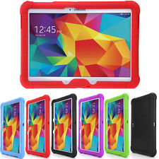 Poetic Turtle Skin Rugged Silicone Case for Samsung Galaxy Tab 4 10.1 SM-T530