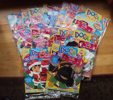 Dora The Explorer. Dress Up & Go Magazines + Costume