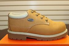 Men LUGZ Drifter LO Slip Resistant Wheat/Cream/Gum Casual/Work Boot MDRLN-7651