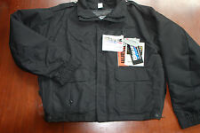 BLAUER 9910Z GTX+PLUS WAIST-LENGTH  BLACK JACKET
