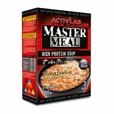 Master Meal Soup 3-6 Portions  Protein Meal Replacement Low Fat Diet