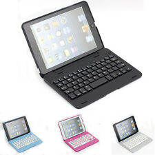 SUPERNIGHT™ Rotating Wireless Bluetooth Keyboard Case Cover Stand for iPad mini