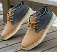 2014 New Fashion Men High-top Boots Suede casual Sneakers Ankle Boot Shoes T36