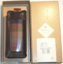 GENUINE Mulberry Mobile Phone Leather Case Wallet (One Size Only) New & Boxed