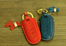 Smart Key Fob Chain Case Cover For FORD Explorer Lincoln EDGE