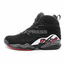 Nike Air Jordan 8 Retro [305381-061] Basketball Black/Varsity Red-White-Concord