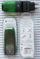 GENUINE/ORIGINAL CMT-60 Sony Ericsson Mains & Emergency AA Battery Charger