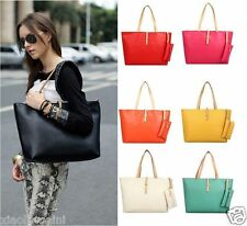Wholesale Hot Lady Women Hobo PU Leather Messenger Handbag Shoulder Bag