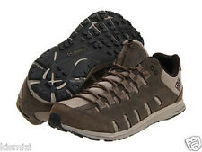 "NEW MENS COLUMBIA ""Master Fly"" LEATHER OMNI-GRIP TECHLITE TRAIL RUNNING SHOES"