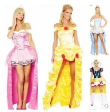 PP129 Cosplay Costume women Princess Halloween sleeping dress beauty snow white