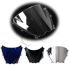 Windshield Windscreen D/ Bubble For SUZUKI GSXR1000 K7 2007 2008 GSX-R 1000 New