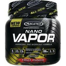 MUSCLETECH Nano Vapor - Performance Series1.2 lbs more savings