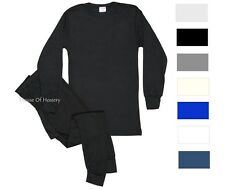 Rocky Mens 2pc Thermal Set Long John Underwear Waffle Knit Top and Bottom