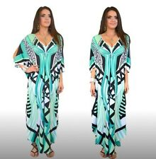 'Jayde' Kaftan Designer Maxi Kaftan Dress sizes 6-26 Resort Evening Formal Wear