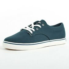 THE HUNDREDS JOHNSON LOW BLUE TH SU11F 10 002 003 SIZE 12 CANVAS 6B4