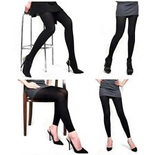 Women Slim Tights 80D Premier Opaque Stockings Pantyhose Footless Korea