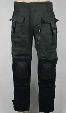 BANE PANTS TDKR TACTICAL PAINTBALL GEN 1 MILITARY Green / Charcoal Grey
