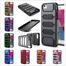 Armor Hybrid High Impact Rubber  Matte Hard Case Cover For Apple iPhone 6