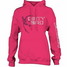 Browning Dirty Bird  Women's Pintail Fuchsia Sweatshirt Hoodie NEW!
