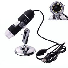 2MP 200X/500X/800X/1000X Digital USB Microscope Endoscope Magnifier Video Camera