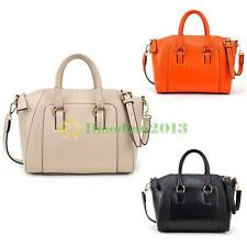 A1ST Hot Lady Hobo Shoulder Bag PU Leather Satchel Cross Body Tote Women Handbag