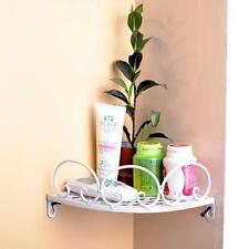 Wall Holder Shelf Accessories Hanging Pot Rack Corner Basket Wall Shelf