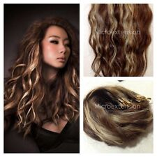 "Human hair extensions tape 14"" to 26""quality remy virgin  Custom color"