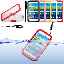 PC Waterproof Diving Shockproof Dirt Snow Proof Case for Samsung & Apple Phones