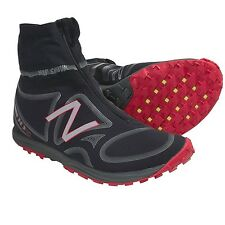 $110 New Balance MT110WR Trail Running Shoes Boots Black Red Mt 110 WR nor Snow