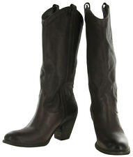 FRYE Womens TAYLOR Pull On Leather Boots 77485