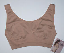 NIP New Capezio Bra Shaper Shape Control Collection Seamless Nude Nice Adult